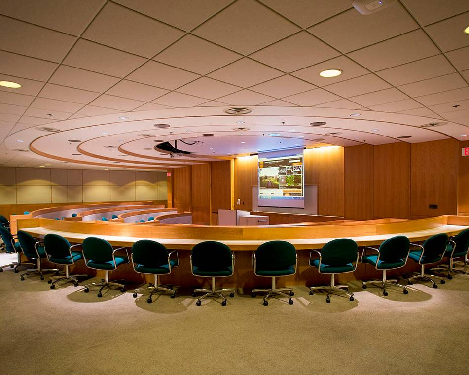 Executive Seminar Rooms
